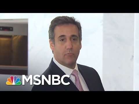 AP: President Donald Trump Tower Doorman Paid Hush Money By National Enquirer | Hardball | MSNBC
