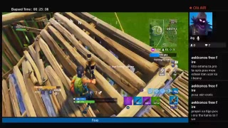 Paizoume me kainouria skins (Fortnite battle royale)