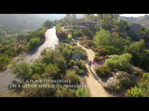 Meditation Mount Aerial Production by Digipulse Video Production Orange County