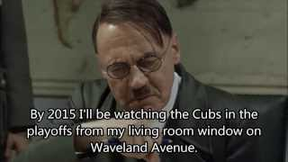 The Chicago Cubs block Hitler