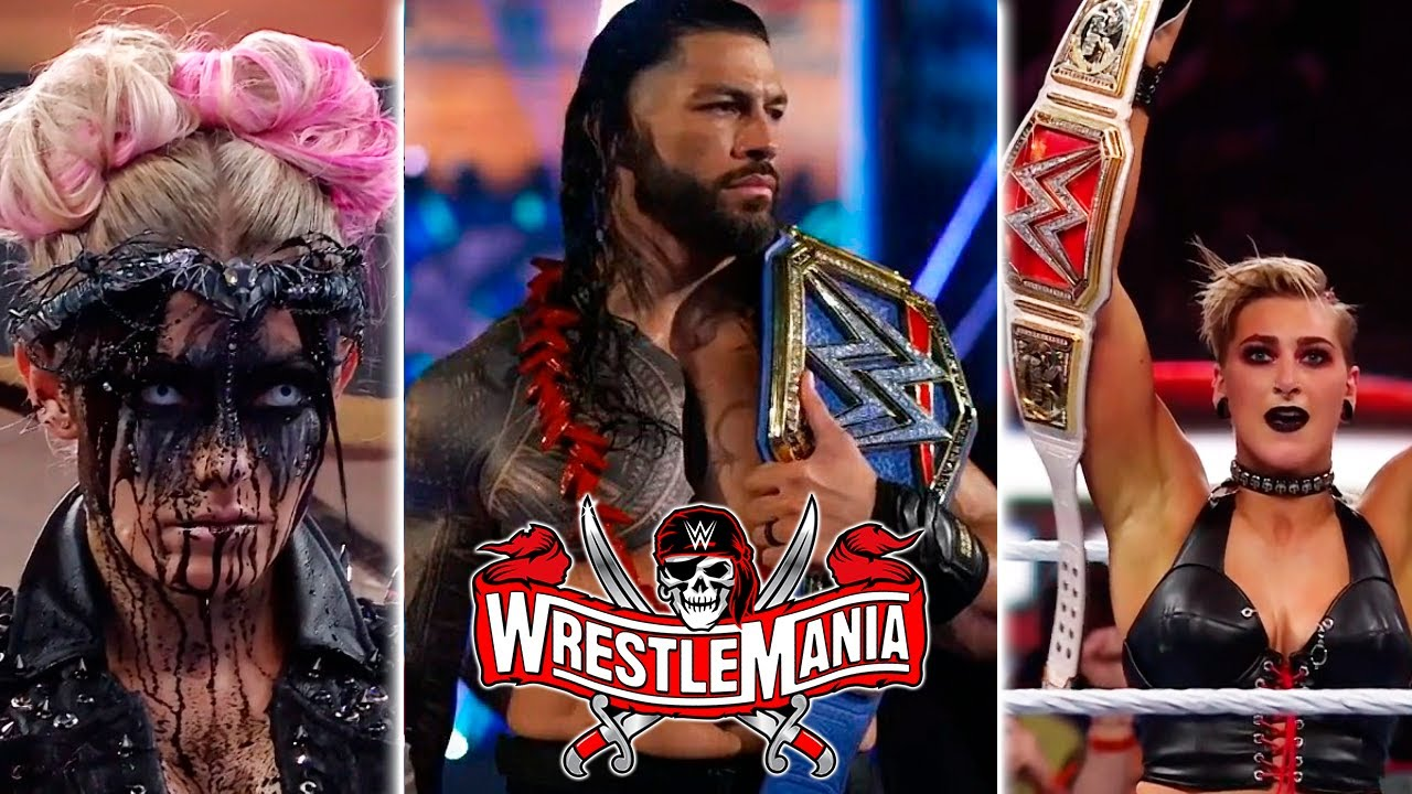 WWE WRESTLEMANIA 37 | Noche 2 | Review en Español
