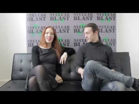 Epica's Mark And Simone Discuss How They Write Lyrics Together
