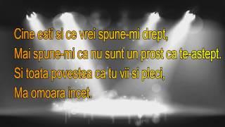 3 Sud Est -  Cine Esti (Lyrics)