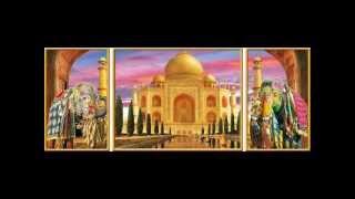 Download Szép török - üzbég zene - Beautiful Turkish music and a picuture of India -Taj mahal.