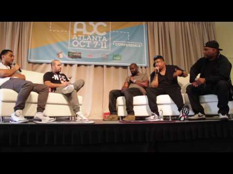 De La Soul Interview With Peter Rosenberg at A3C 2015
