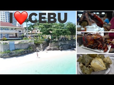CEBU'S Best BBQ + CEBU MACTAN Beach (Behind the Scenes of Creators for Change) | Crisha Uy