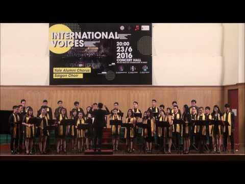 BEO DAT MAY TROI   TREO LEN QUAN DOC   Saigon Choir