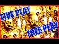 ★ Slot Machines : Buffalo Gold Max Bet! ★ Live Play on Free Play | Slot Traveler