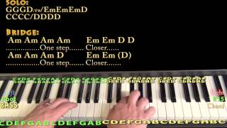 A Thousand Years (Christina Perri) Piano Cover Lesson in G with Chords/Lyrics