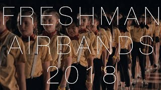 Gunn Freshman Airbands 2018