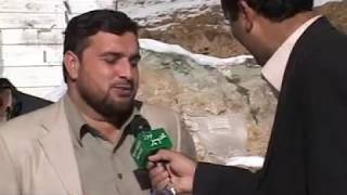 32 District Diary Swat  Malam Jabba and Marghazar Snow Fall.mpg