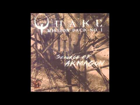 Quake Mission Pack 1 Music Scourge Of Armagon Full Album HD OST