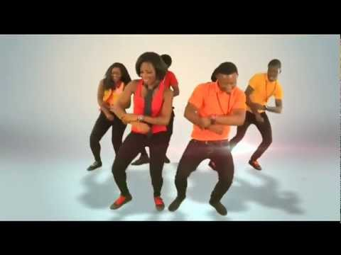 How to Dance the Azonto