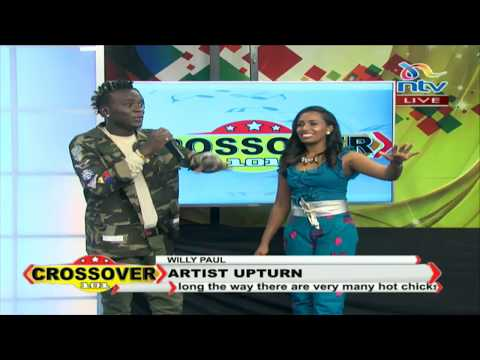 """Willy Paul on why he is incorporating 'love lyrics' in his """"gospel"""" songs - #Crossover101"""