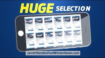 iShop Express at Jarrett-Gordon Ford Winter Haven