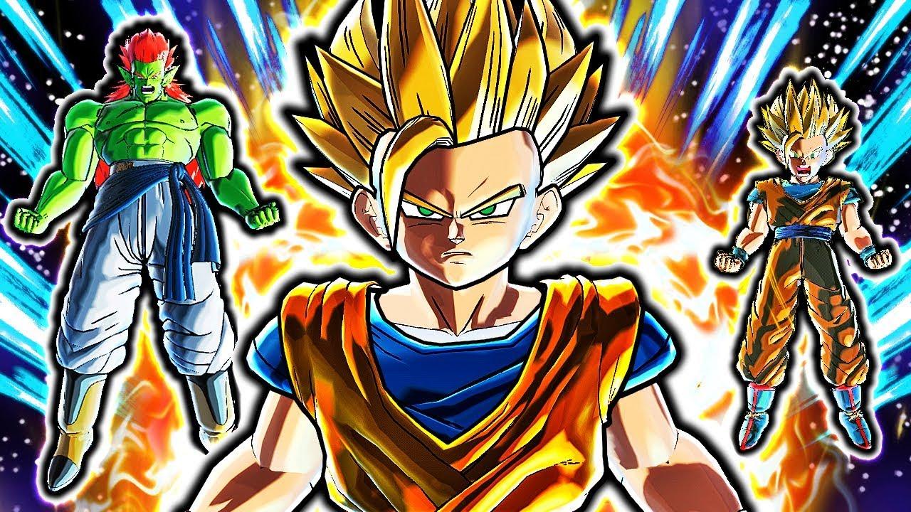 NEW TRANSFORMING BOJACK MOVIE PACK! Dragon Ball Xenoverse ... Gohan Ssj2 Vs Bojack