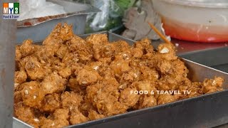 Cabbage Pakoda | Rare Street Food In Inida