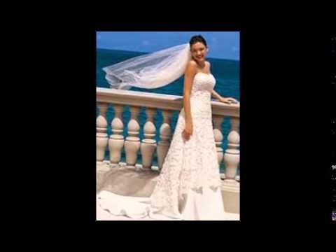 Beach Bride Dresses