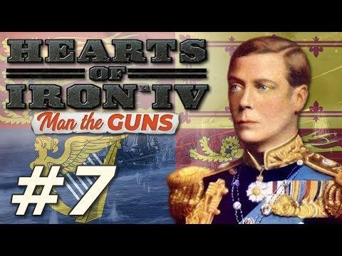 HoI4: Man The Guns | The New British Empire - Part 7