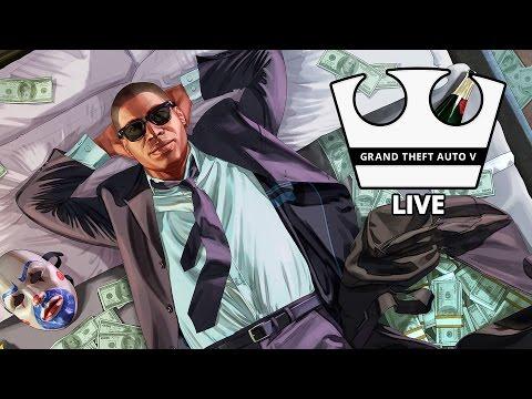 Jirka a GEJMR Hraje - GTA V Online - Pokec o Miami [PC] [LIVE]