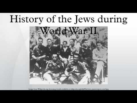 History of the Jews during World War II