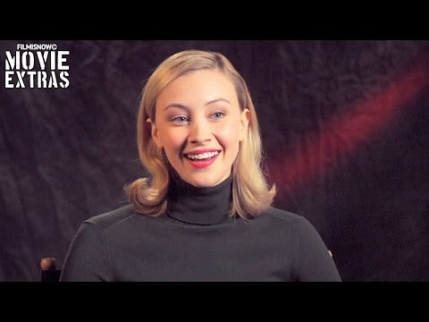 The 9th Life of Louis | On-set with Sarah Gadon 'Natalie Drax' [Interview]