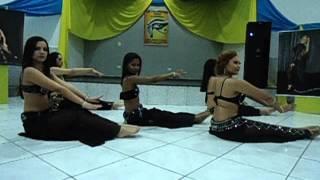 Mahira Dança e Personalidade - IV Festival de Dança do Ventre da Baixada Santistada