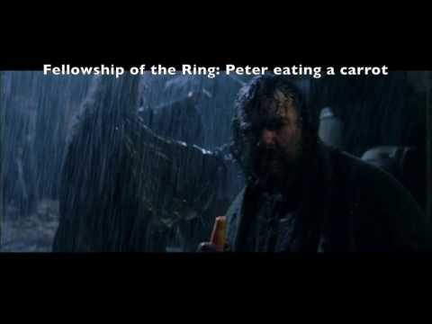 Peter Jackson Cameo's In Middle Earth (The Lord Of The Rings & The Hobbit)