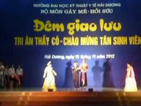 Nhạc kịch GM9- Trường ĐHKT y tế Hải Dương