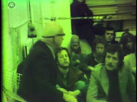 Richard Buckminster Fuller - Lecture - Part 1