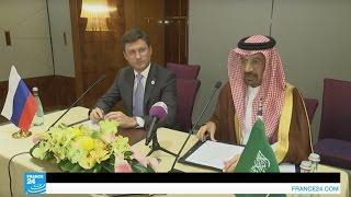ما الذي نتج عن اجتماع وزيري الطاقة الروسي والسعودي؟