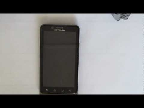 Hard Reset Motorola Droid Bionc XT875 Verizon