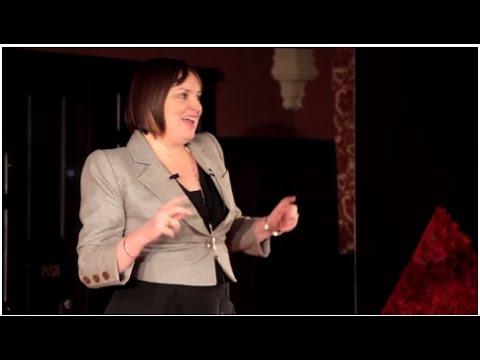 Charisma versus Stage Fright   Deborah Frances-White   TEDxCambridgeUniversity