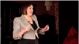 Charisma versus Stage Fright | Deborah Frances-White | TEDxCambridgeUniversity