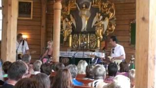 Cash On Delivery .Kirkekonsert i Skjåk 2009.