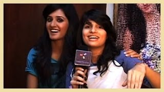 Shakti Mohan and Vinti Idnani