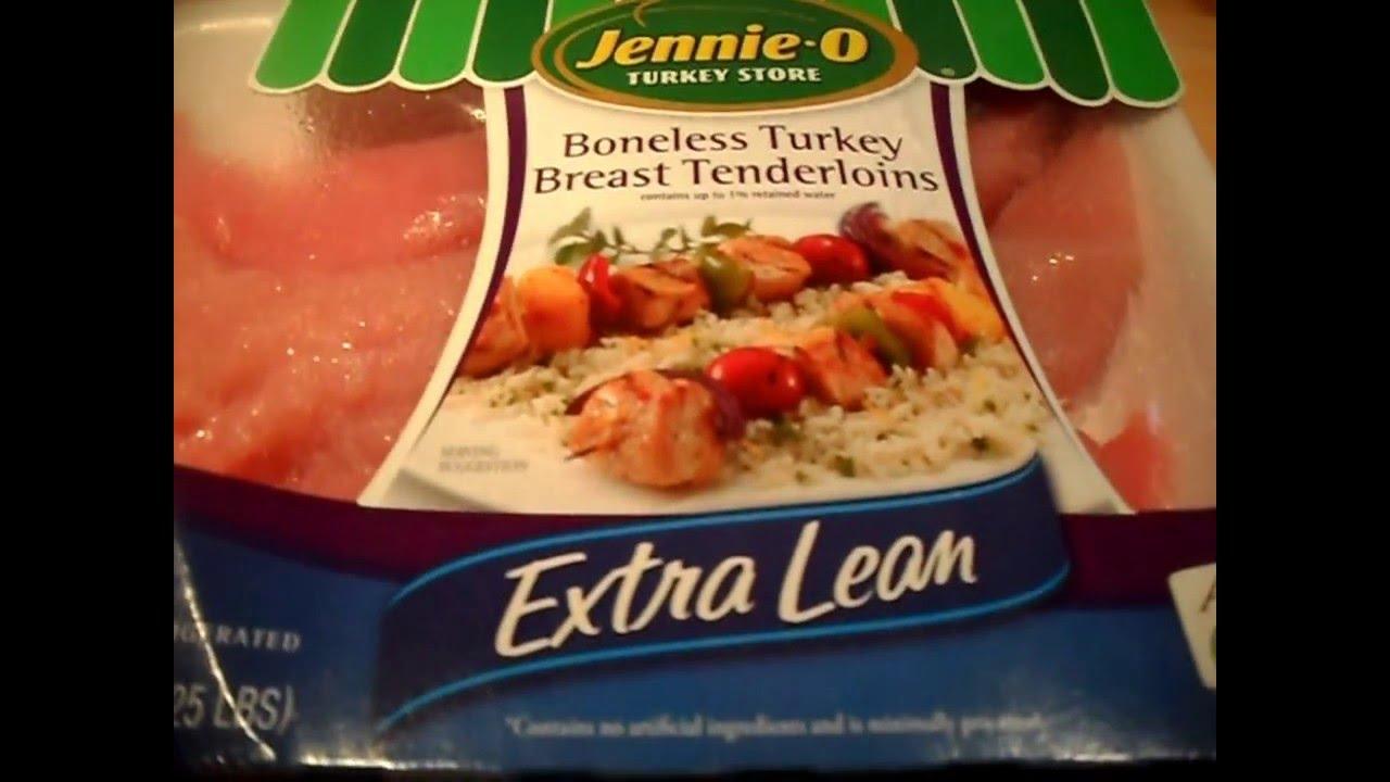 how to prepare turkey breast tenderloins