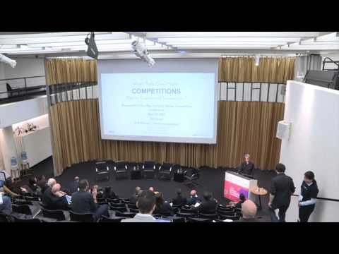 The Design Competition Conference – The World Beyond: Competitions for Everything?
