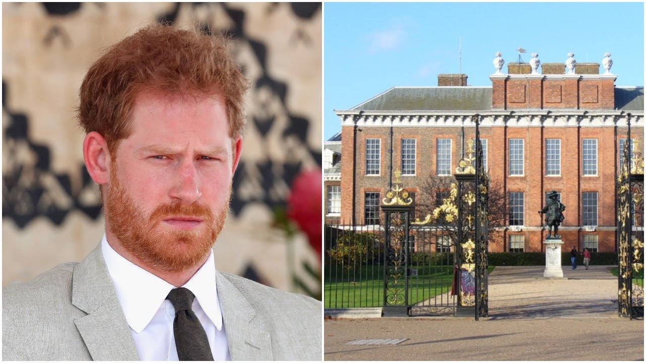 Sad News, Prince Harry Made HeartBreaking Confession After Leaving  Kensington Palace