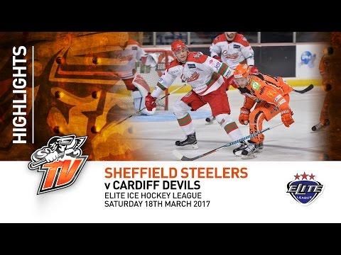 Sheffield Steelers v Cardiff Devils - EIHL - Saturday 18th March 2017