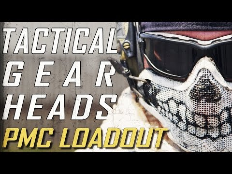Private Military Contractor (PMC) Loadout | Tactical Gear Heads - Airsoft GI