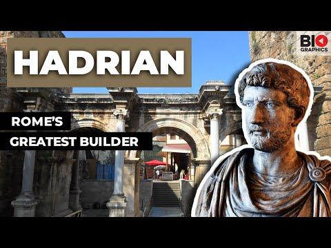Hadrian: Rome's Greatest Builder