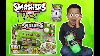ZURU Series 2 GROSS Eyeball SMASHERS with Slime | SURPRISE TOY UNBOXING