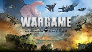 """Прохождение Wargame AirLand Battle (СССР/ОВД) """"Жуков-2"""" pt1 - Лиллехаммерский дебют"""
