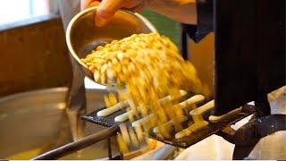 Hand-baked rice crackersmame-sennbeimade by Kyoto craftsmen