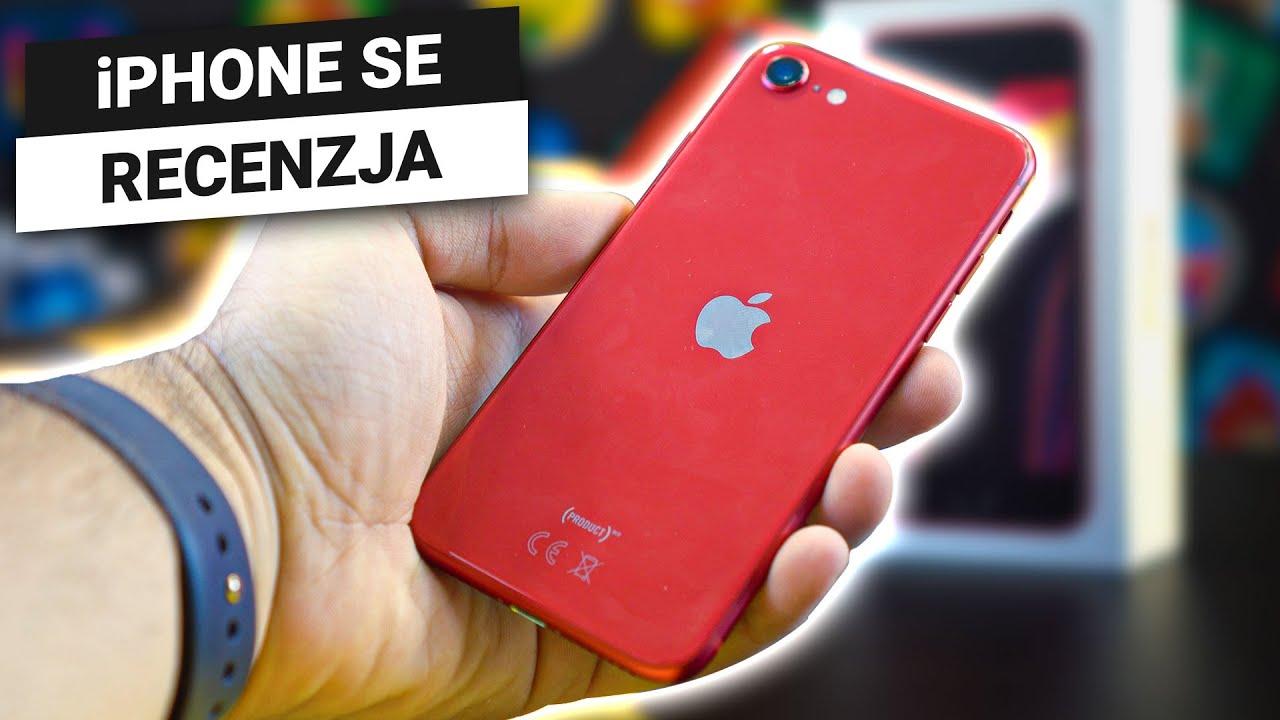 iPHONE SE 2020 RECENZJA 📲 NAJLEPSZY TELEFON ZA +/- 2000 ...
