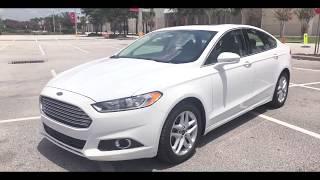 Ford Fusion 2016 из Америки обзор 2 поколение