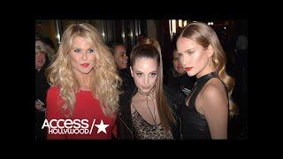 Christie Brinkley, Alexa Ray Joel & Sailor Brinkley Cook Talk SI Shoot | Access Hollywood