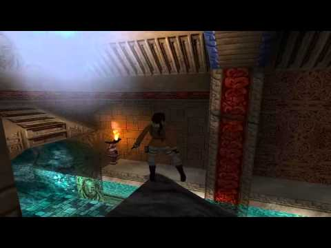 Tomb Raider: Frozen Past. (Niveles de autor) Buried in Ice: Parte 3/3