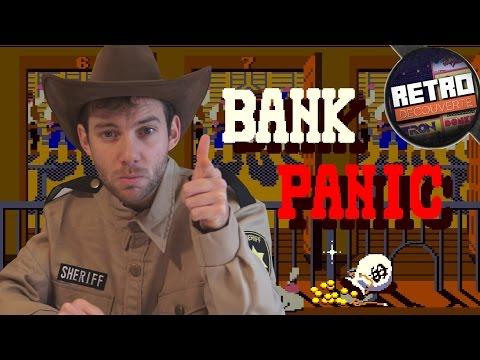 Bank Panic - Rétro Découverte